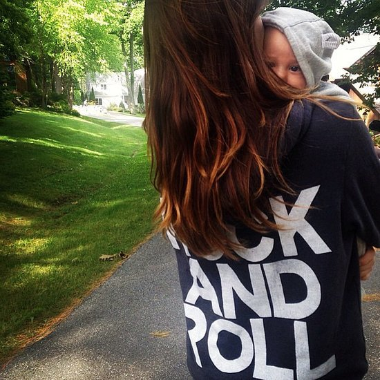 Olivia Wilde Shares New Baby Picture