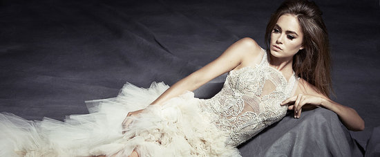 10 Dramatic Wedding Gowns For Dressed-Up Brides