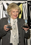 Elaine Stritch at the 2002 Drama Desk Awards