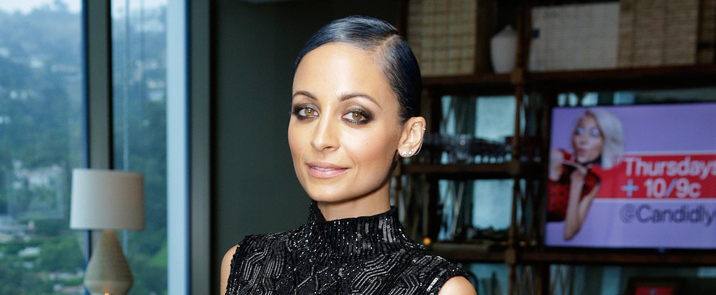Nicole Richie May Not Like Makeup, but She Still Wants a Beauty Line