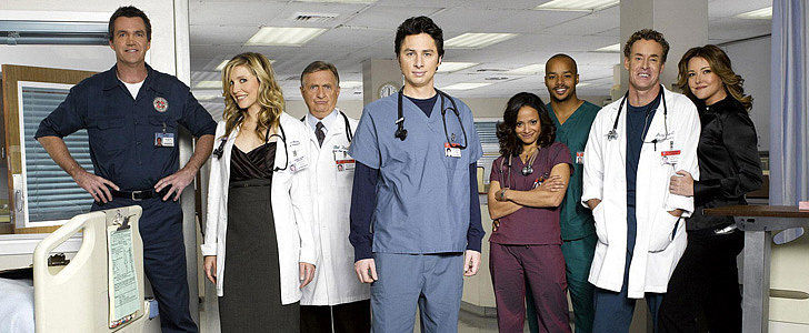 If You Are a Scrubs Fan at All, You Will Love Zach Braff's Reddit AMA