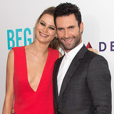 Adam Levine and Behati Prinsloo Wedding Information