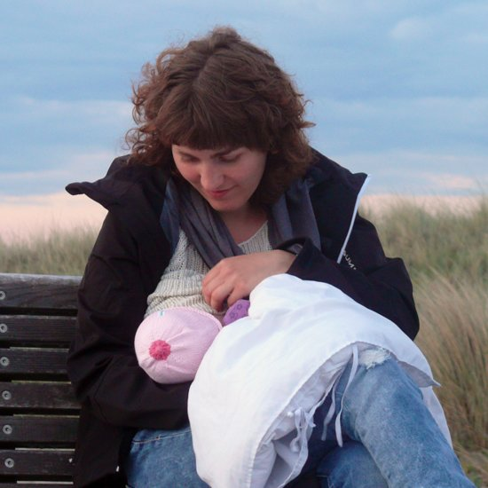 Principal Tells Mom to Be More Discreet While Breastfeeding