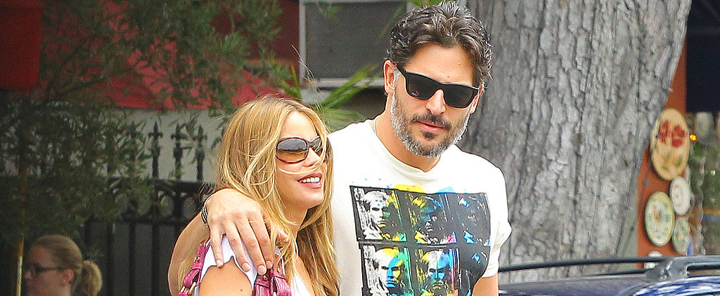 Sofia Vergara and Joe Manganiello Are Even More Gorgeous Together