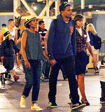Kerry Washington Takes Baby Daughter Isabelle to Disneyland, Holds Hands With Husband Nnamdi Asomugha