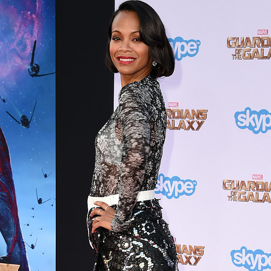 Guardians Of The Galaxy Celebrity Red Carpet Premiere LA