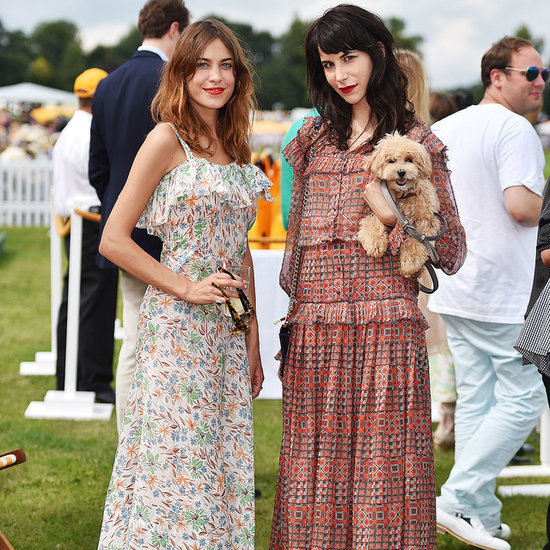 The Best Outfits at the 2014 Veuve Cliquot Gold Cup Polo