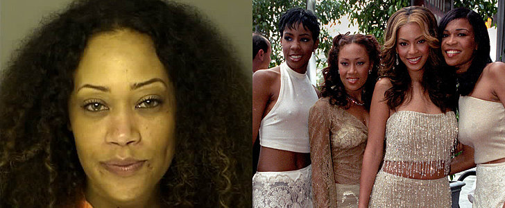 Former Destiny's Child Member Farrah Franklin Arrested