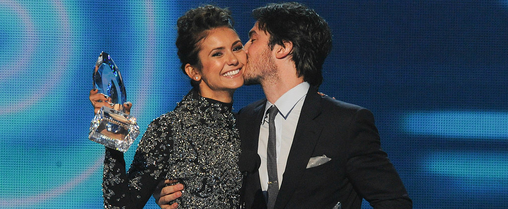 Nina Dobrev and Ian Somerhalder Are Still Sharing French Fries