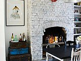 Houzz Tour: Comic Book Prints and Vintage Decor Punch Up a Dublin Home (17 photos)