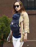 Get the Look: Olivia Wilde Babywearing