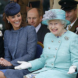 Protocole royal Kate Middleton