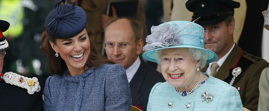 Your Guide to Acting Properly Around the Royal Family