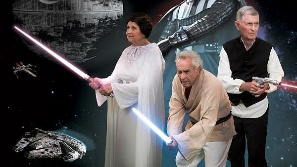 Seniors Photoshopped Into Iconic Film Scenes Is the Best Idea Ever