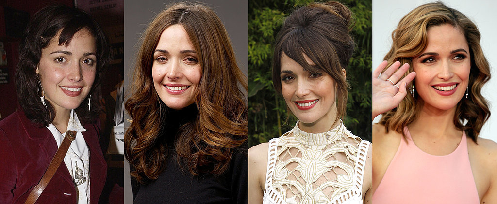 Then and Now: A Rose Byrne Time Machine