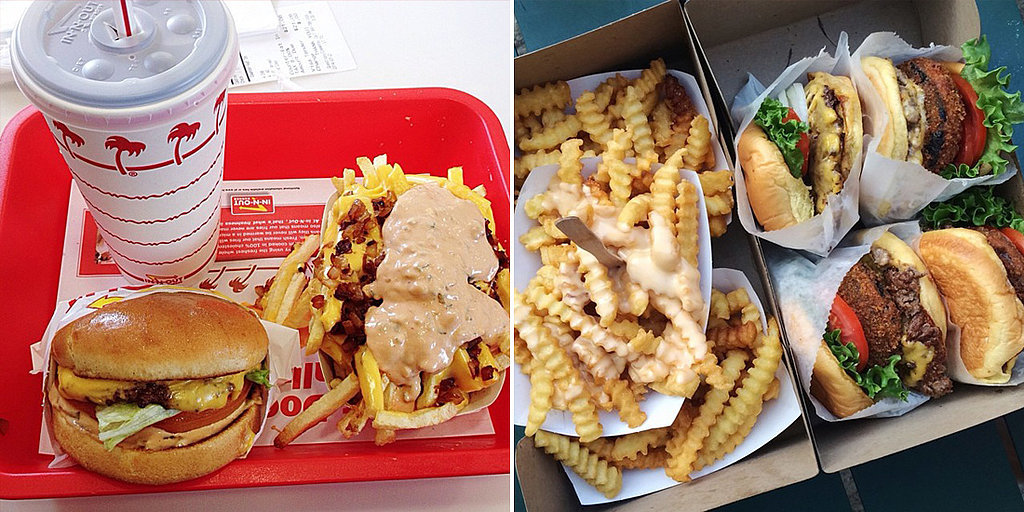 In-N-Out Burger vs. Shake Shack