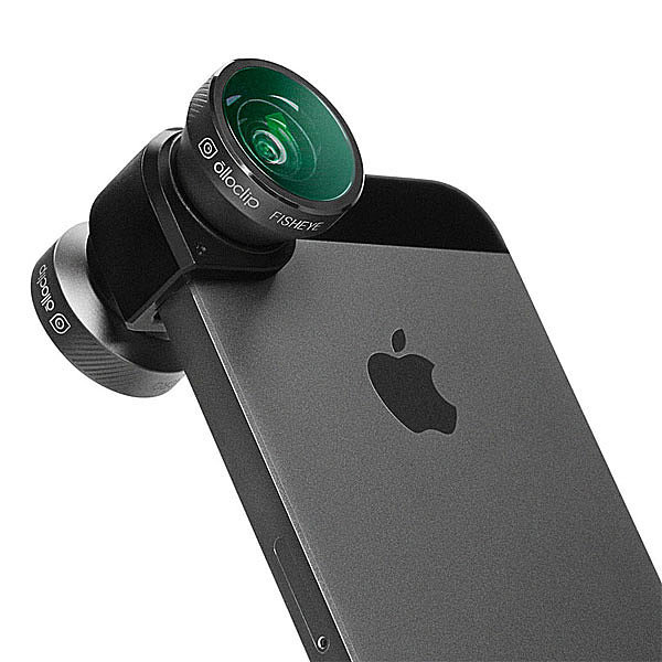 iPhone Camera Lens System
