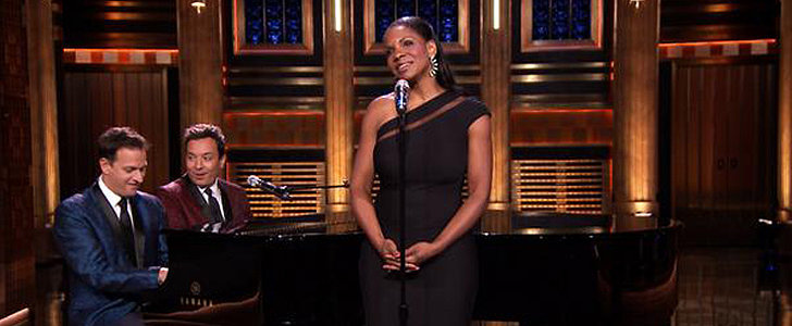 Audra McDonald and Josh Charles Bring You the Sweet Sounds of Yahoo Answers