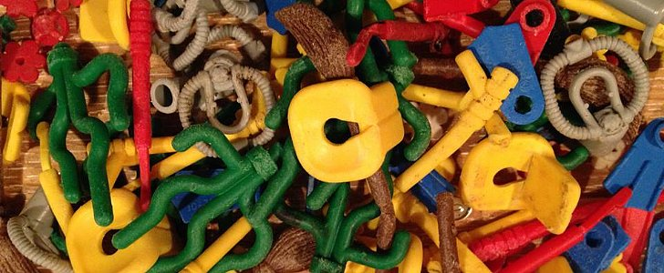 Why Do Legos Keep Washing Up on This English Beach?