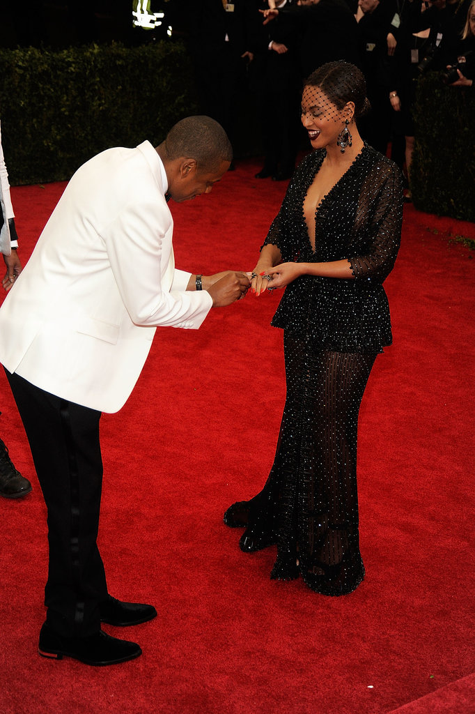 Remember that fake proposal at the Met Gala? How could you forget it?