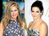 Jennifer Aniston, Sandra Bullock Become BFFs After Meeting at Gwyneth Paltrow's Party