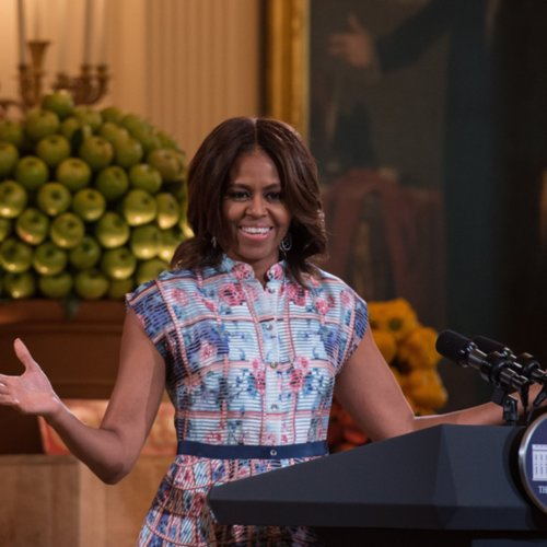 Best Michelle Obama Fashion Pictures