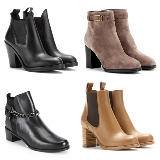 Fancy Footwork 50 Of The Best Ankle Boots
