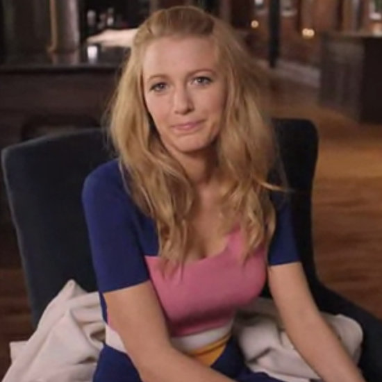 "Blake Lively's ""73 Questions"" Interview With Vogue"