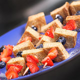 French Toast Skewers Recipe