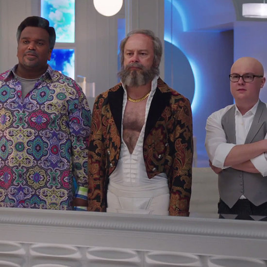 The Boys of Hot Tub Time Machine Travel to the Future in the Sequel