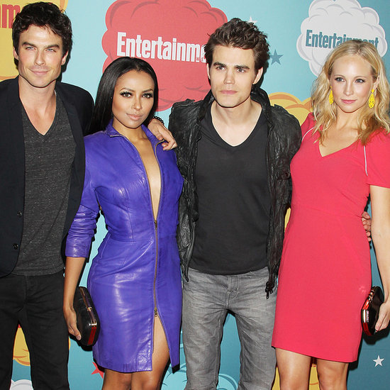 Kat Graham Talks Vampire Diaries Season 6
