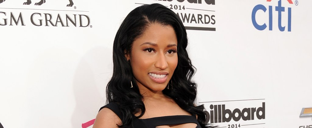 Remember When Nicki Minaj Used to Wear Crazy Beauty Looks?