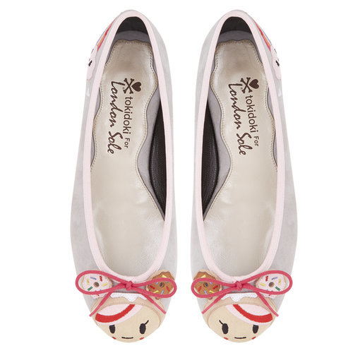 Tokidoki For London Sole | Cute Ballet Flats