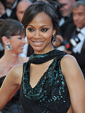 Zoe Saldana Is Having Twins!