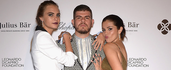 Of Course Cara and Selena Capped Off This High-Style Week Together