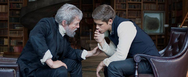 The Role Jeff Bridges Really Wanted to Play in The Giver
