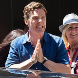 Benedict Cumberbatch at Comic-Con 2014 | Pictures