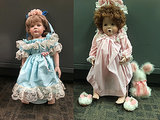 Families Find Creepy Porcelain Dolls (That Look Like Their Daughters) On Their Doorsteps