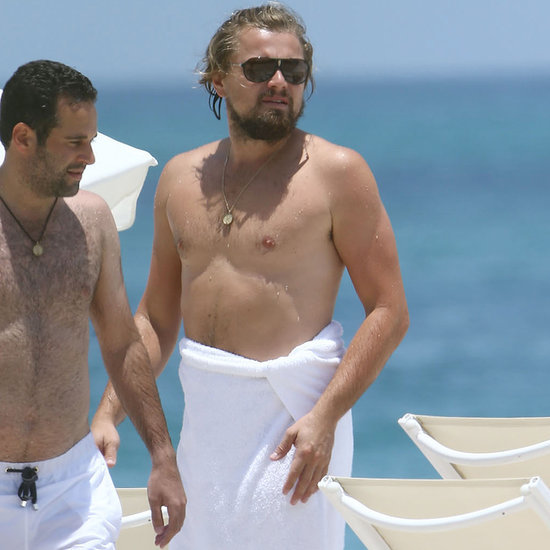 Leonardo DiCaprio's Best Summer 2014 Pictures