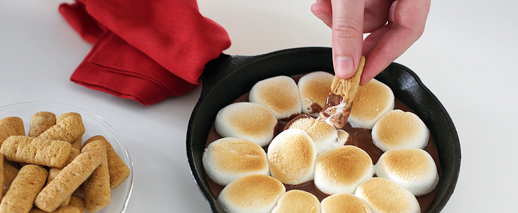 Witness the Gooey Greatness That Is S'mores Dip