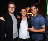 James Franco Congratulates Dave Franco on Relationship with Zac Efron