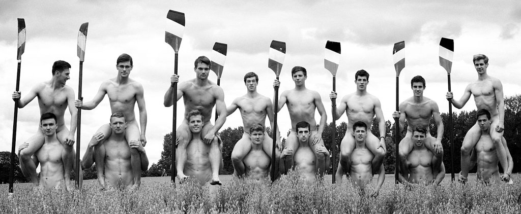 The Warwick Men's Rowing Team Gets Naked For a Great Cause