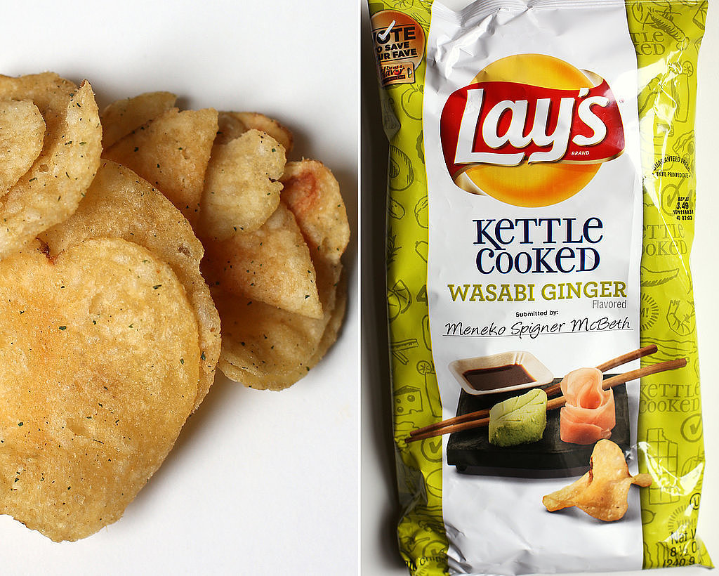 how to kettle cook chips