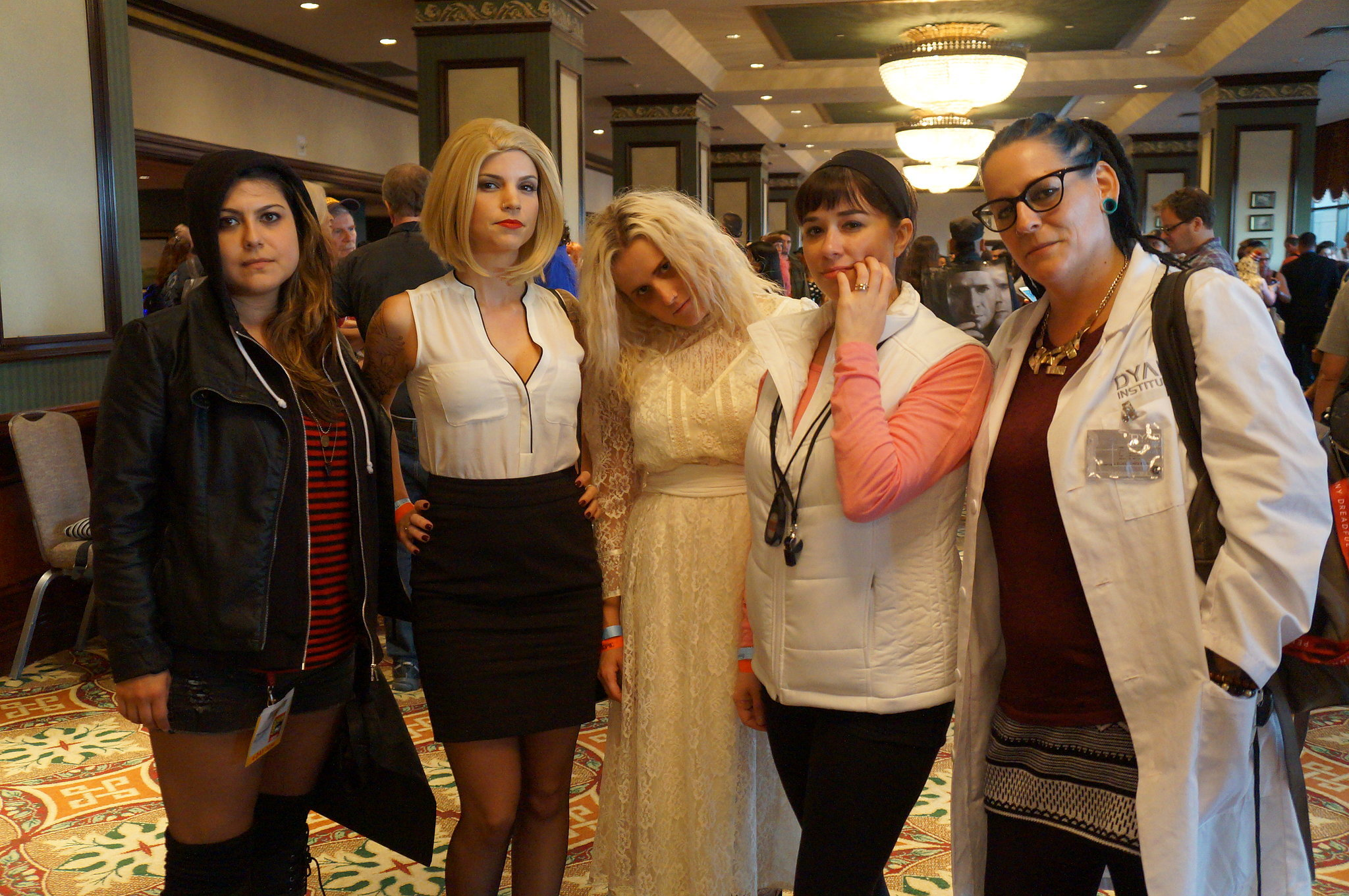Orphan Black Clones 40 Amazing Costumes For Geeky