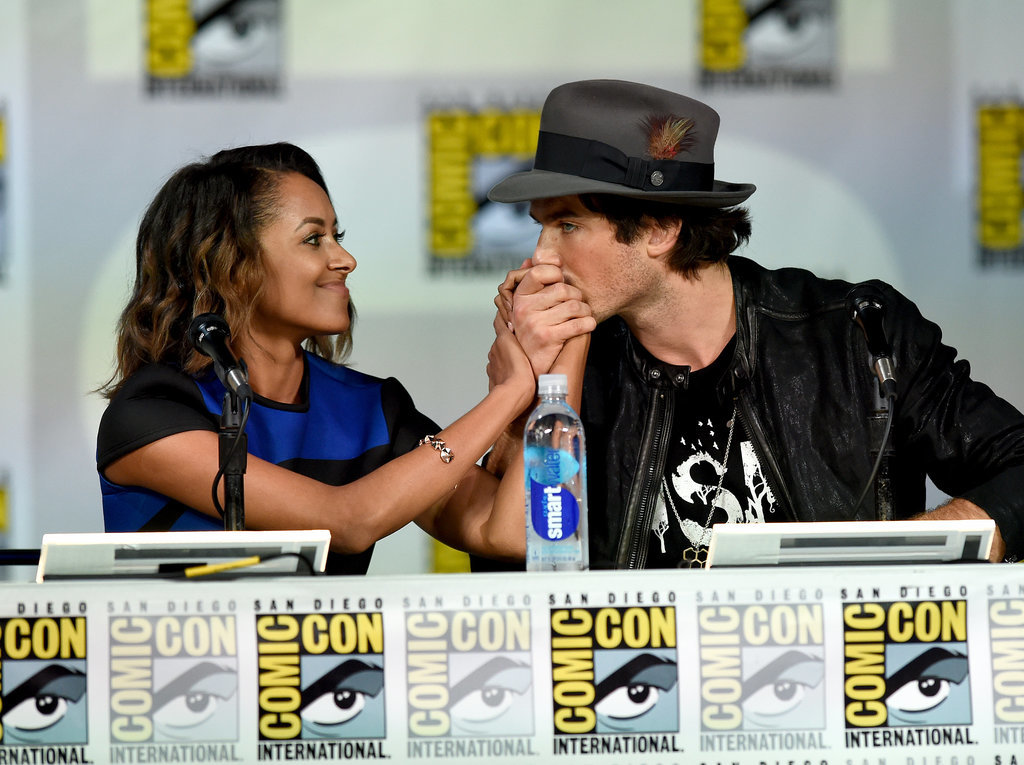 Bottom Line: Ian Somerhalder Has a One-Track Mind
