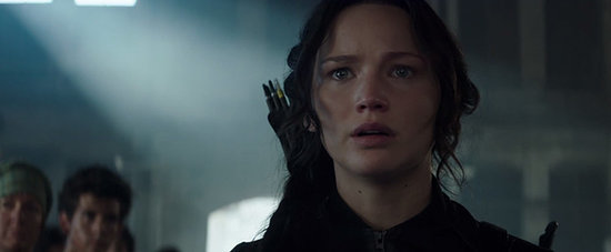 The First Trailer For Mockingjay Has Arrived!