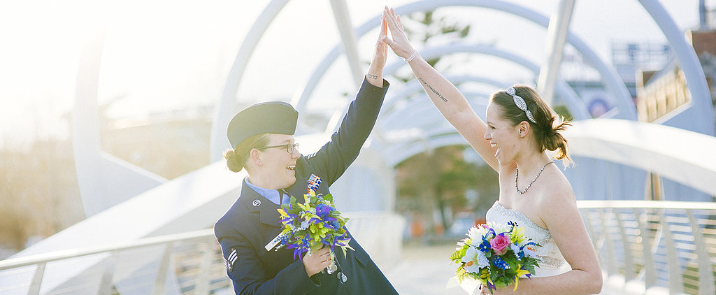 Megan and Michelle's Pop-Up Wedding