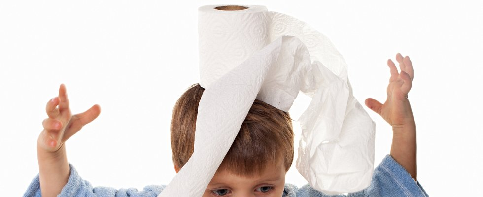 The 11 Stages of Getting Your Child to Wipe Himself (Successfully)