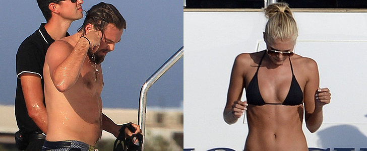 Leo's Shirtless Tour of Europe Heads to Ibiza