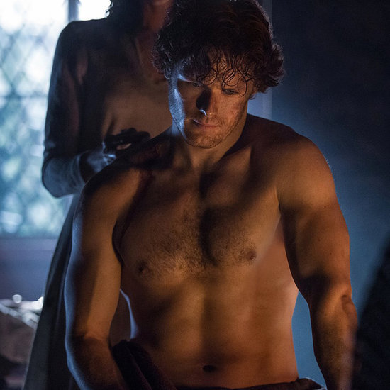 Outlander Sex Excerpts